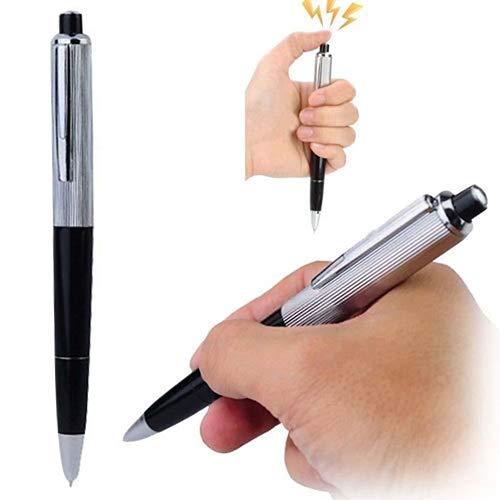 (lightclub Novelty Utility Electric Shock Pen Funny Kuso Prank Trick Joke Gadget Toy Gift)