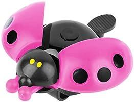 lookie Precioso Kid Beetle Ladybug Ring Bell para Ciclismo ...