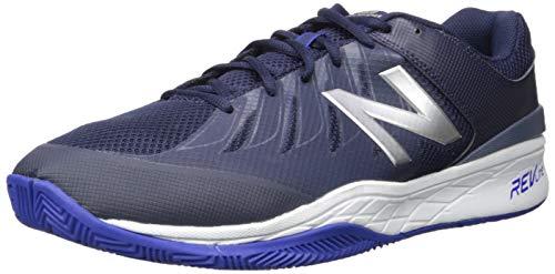 New Balance Men's 1006v1 Hard Court Tennis Shoe, Pigment/uv Blue, 13 4E US