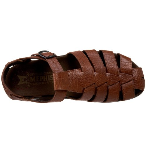 Tan Mephisto Grain Men's Sandal Sam tUqg1U0