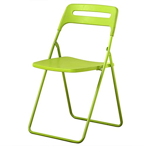 (Paddia Visitor Chair Conference Chair ESTO Black Foldable Comfort Guest Chair with Stable Cantilever Frame seat Back Rest Office Desk Chair Meeting Visitors Chair Green)