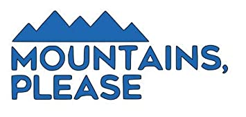 Vinyl Decal Sticker Home Grown Claremore Mountains Please