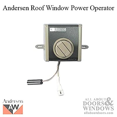 Power Operator - Andersen Roof Window