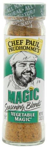 Magic Seasoning Blends Vegetable Magic, 2-Ounce Bottles (Pack of 6)