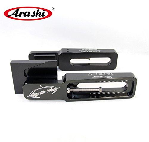Arashi Swingarm Extended Kit Swing Arm Extension for Honda CBR1000RR by Arashi (Image #6)'