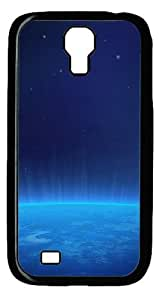 Cool Painting Samsung Galaxy I9500 Case, Samsung Galaxy I9500 Cases -Space Land Radiance Polycarbonate Hard Case Back Cover for Samsung Galaxy S4/I9500