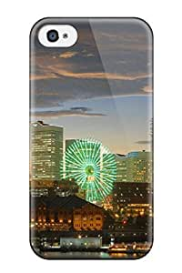 Stacey E. Parks's Shop Iphone 4/4s Case Bumper Tpu Skin Cover For Yokohama Accessories