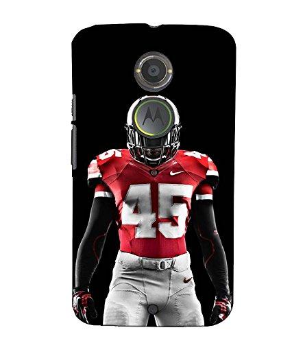 Fuson Designer Back Case Cover for Motorola Moto X2 :: Motorola Moto X  2nd Gen   Rubby player theme