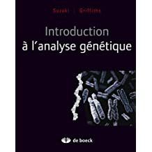 Intro. analyse genetique    5e (griffiths)