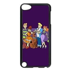 Customize Cartoon Ipod Touch 5 Case Scooby Doo JNIPOD5-1226