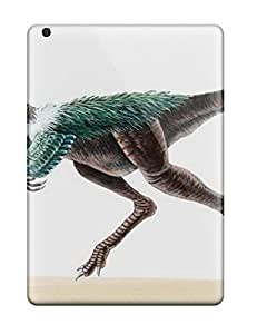 Snap-on Dinosaur Case Cover Skin Compatible With Ipad Air by supermalls