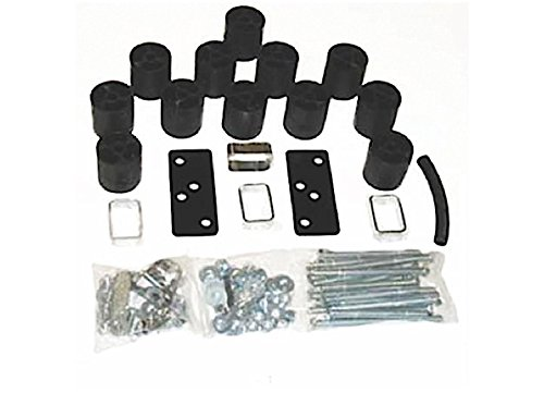 Performance Accessories, Ford Ranger Splash (Manual Trans Requires 3700) 3″ Body Lift Kit, fits 1993 to 1994, PA813, Made in America