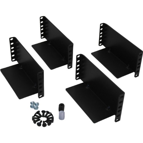 Tripp Lite, UPS, 2 Post Rackmount Kit, For 3U and Larger UPS, Transformer, Battery (Rm 2 U Ups)