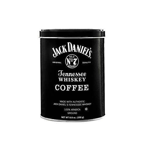 Jack Daniel's Tennessee Whiskey Ground Coffee (8.8oz)