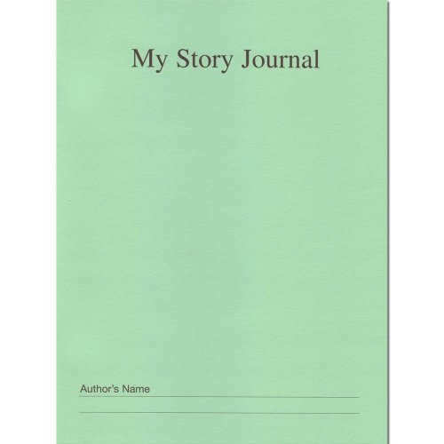 Zaner-Bloser Story Journal, Grade 4 and UP (902122)