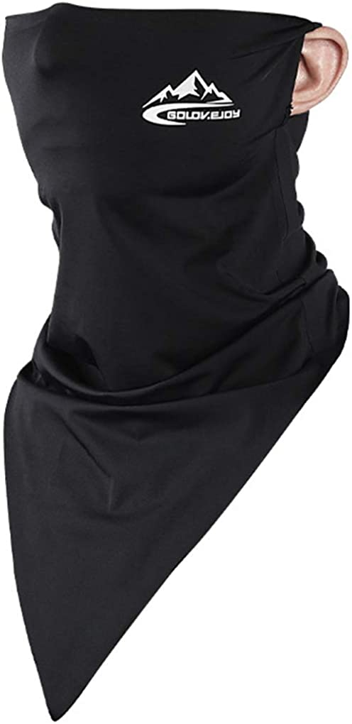 Unisex Sun UV Protection Fashion Face Mask Bandanas Seamless Neck Gaiter Headwrap Balaclava
