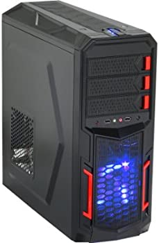 Rosewill Galaxy-02 ATX Mid Tower Computer Case