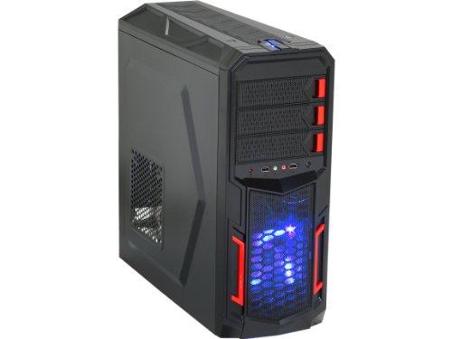 Rosewill Tower Gaming Computer Galaxy 02