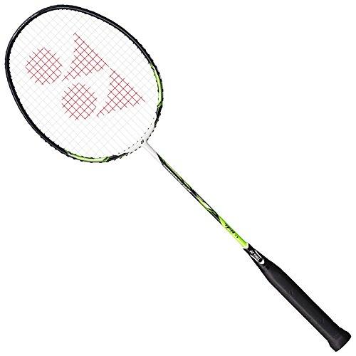 (Yonex Nanoray 10F Badminton Racquet-Blue)