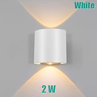 LED Lámpara de Pared Apliques Pared Interior Moderno Moderna lámpara de pared LED 2W * 6W lámpara de pared escalera interior lámpara cabecera sala de estar: Amazon.es: Iluminación