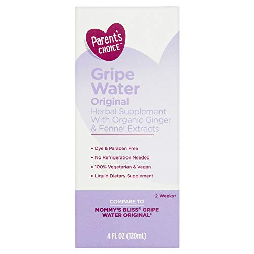 Parent's Choice Gripe Water, 4 oz