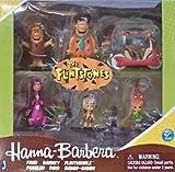 Hanna-Barbera The Flintstones 6 Pack Figures by The Flintstones