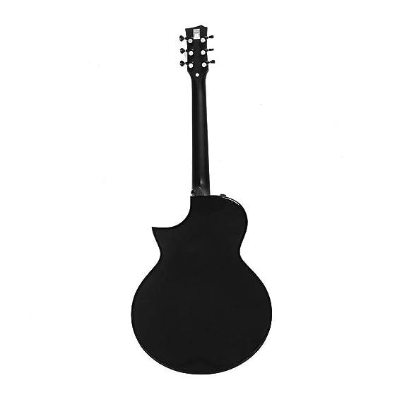 Chlyuan-mu Guitarra 41 Pulgadas Pro Spruce Chapa Sharp-ángulo ...