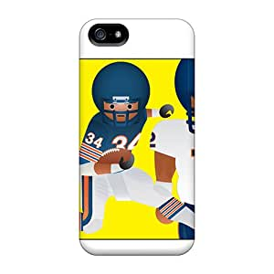 New Shockproof Protection Case Cover For Iphone 5/5s/ Chicago Bears Case Cover