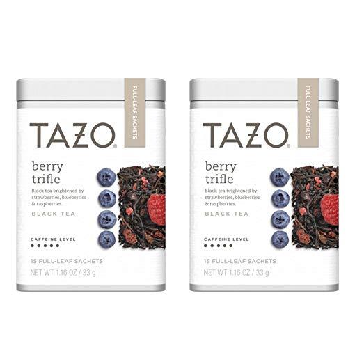Tazo Tea Bag Berry Trifle 15 CT
