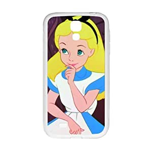 alice no pais das maravilhas Phone Case for Samsung Galaxy S4 Case