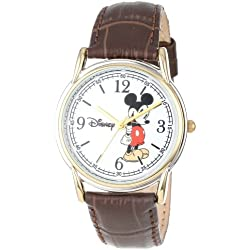 Disney Men's W000543 Mickey Mouse Cardiff Watch
