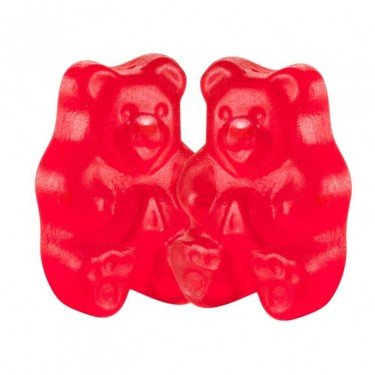 Gummy Bears - Red Cherry 5LB Bag