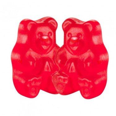 Gummy Bears - Red Cherry 5LB Bag ()