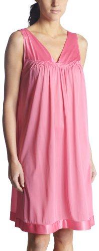(Exquisite Form Women's Colortura Short Gown,Perfumed Rose,2x)