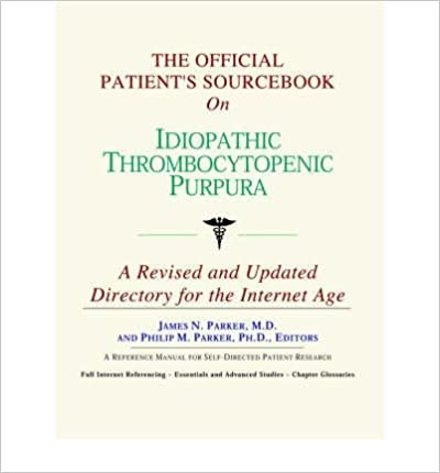The Official Patient's Sourcebook on Idiopathic