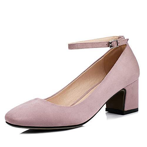 à Chaussures Purple Femmes Encolure pour Head carrée Square rCCpEqw1