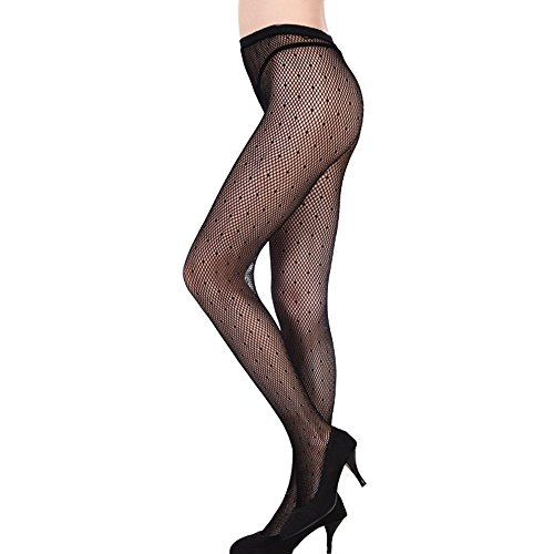 Sexy Intimo Black SAMGU Collant a Pantyhose Donna Calze Lingerie Stockings 9 Rete qCvvwfU61