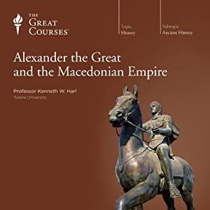 Alexander the Great and the Macedonian Empire Vortrag