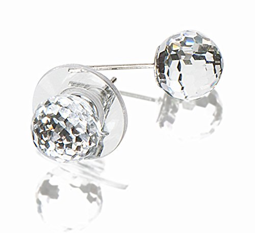 - Swarovski Crystal Golf Ball Earrings. Gorgeous for Everyday Wear!