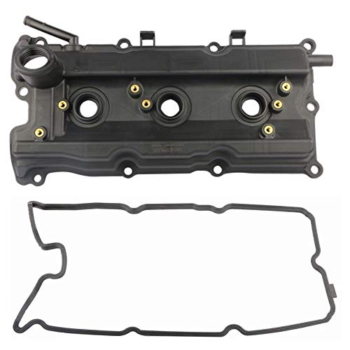 (MOSTPLUS New Left Valve Cover with Gasket For Nissan 350Z Infiniti FX35 G35 M35 13264-AM610)