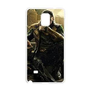 NICKER loki tom hiddleston Phone Case for Samsung Galaxy Note4