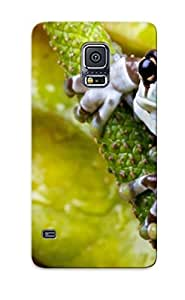 Galaxy S5 Perfect Case For Galaxy - Klsiof-6305-fxkytxk Case Cover Skin For Christmas Day's Gift