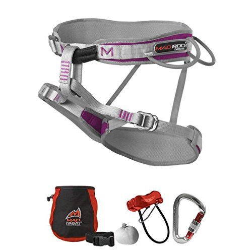 - Mad Rock Venus Deluxe Climbing Package - Women's One Color, L