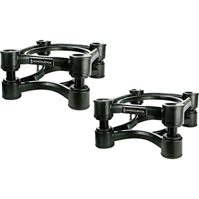 IsoAcoustics ISO200 Large Monitor Stand Pair by IsoAcoustics