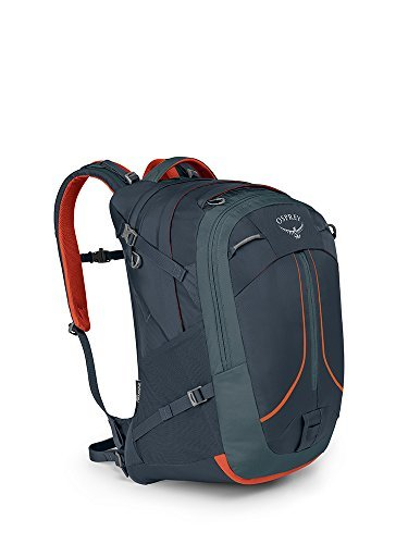 Osprey Packs Tropos Daypack, Armor Grey, One Size [並行輸入品] B07DVQHMXF