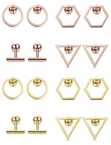 8 Pair Earring - 7