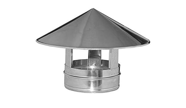 Dinak sw 304 - Sombrerete sw 304 diámetro 110: Amazon.es: Bricolaje y herramientas
