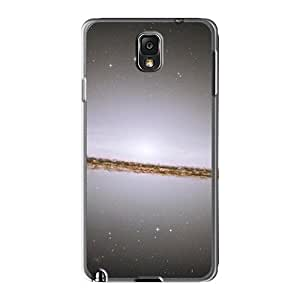 For Galaxy Case, High Quality Sombrero Galaxy For Galaxy Note 3 Cover Cases