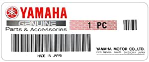 06-12 YAMAHA YZF-R6: Yamaha Genuine OEM Oil Filter 5GH-13440-20-00; 5GH-23440-50-00