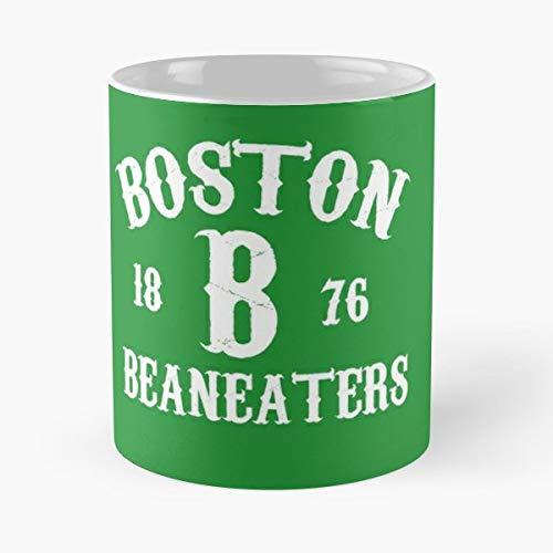 (Boston Beaneaters Ebbets Field Great Shirt Flannels - 11 Oz Coffee Mugs Unique Ceramic Novelty Cup, The Best Gift For Christmas.)
